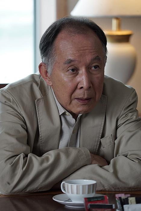 橋爪功 『模倣犯』より ©テレビ東京