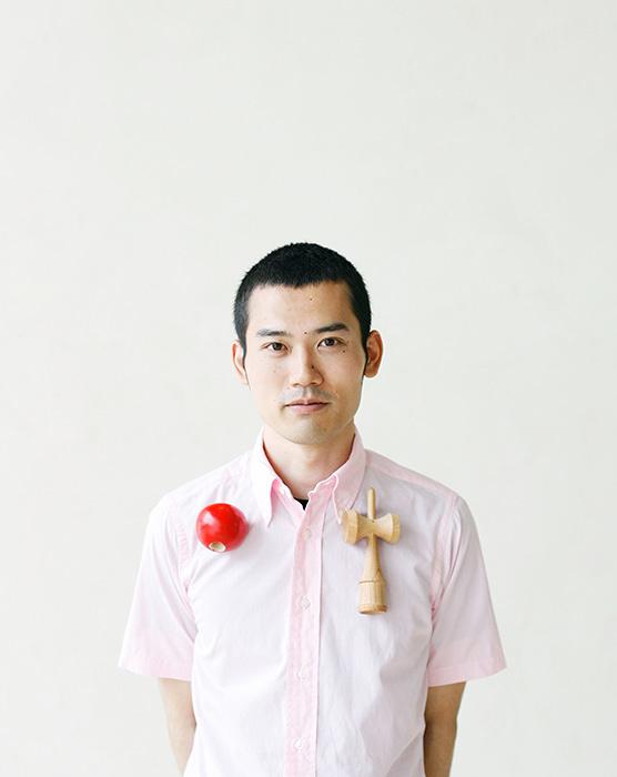 鈴木康広 撮影:中川正子