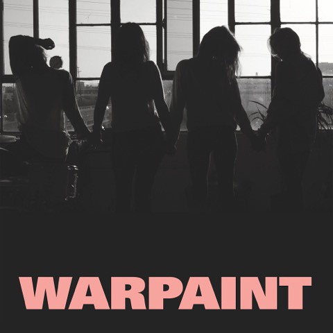 Warpaint『Heads Up』ジャケット