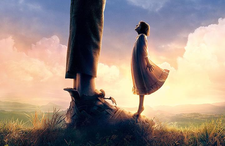 『BFG:ビッグ・フレンドリー・ジャイアント』 ©2016 Storyteller Distribution Co., LLC. All Rights Reserved.