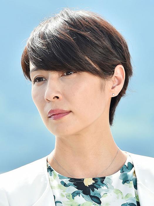 水野美紀 ©テレビ東京