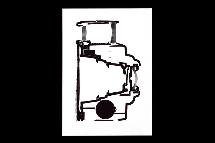 『デザインの解剖 2: 富士フイルム 写ルンです』(2002年5月15日~6月10日、松屋銀座 デザインギャラリー1953)