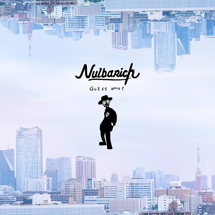 Nulbarich『Guess Who?』ジャケット