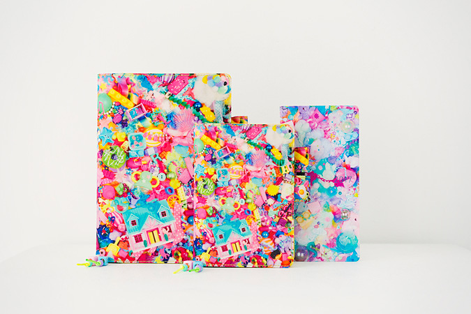 「ほぼ日手帳2017」増田セバスチャン「THANK YOU ALL」(カズン、オリジナル)、「Day Dream」(weeks)