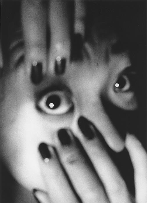 森山大道『eyeball』