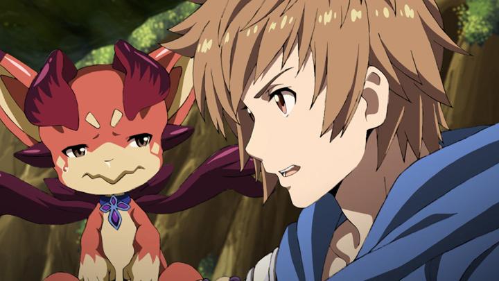 『GRANBLUE FANTASY The Animation』 ©アニメ「グランブルーファンタジー」製作委員会