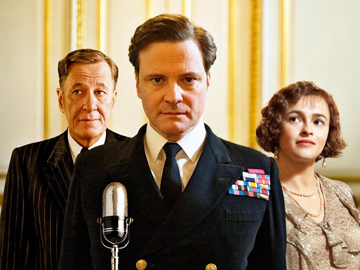『英国王のスピーチ』 ©2010 See-Saw Films. All rights reserved.