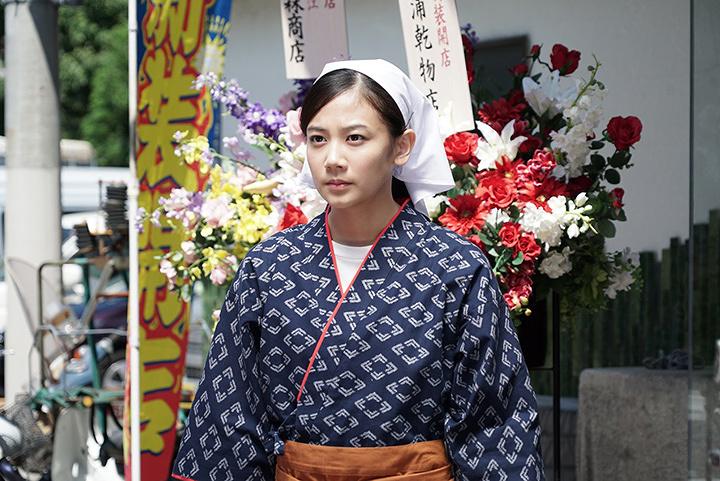 高井由美子役の清水富美加 ©テレビ東京