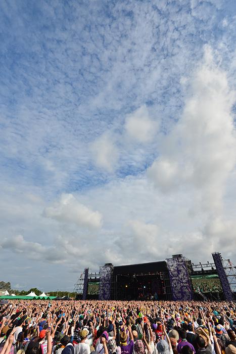 『RISING SUN ROCK FESTIVAL』PHOTO by n-foto RSR team