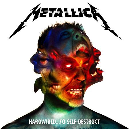METALLICA『Hardwired…To Self-Destruct』ジャケット