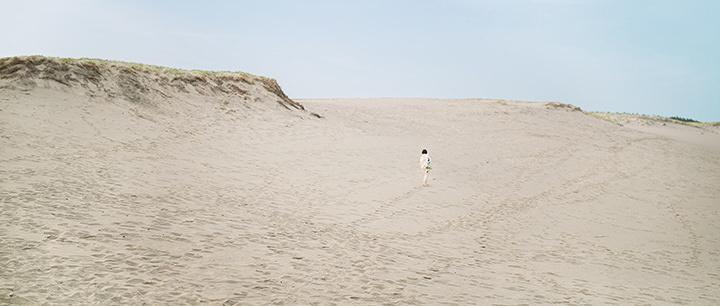 『Maltine Records presents 「砂丘」』ビジュアル