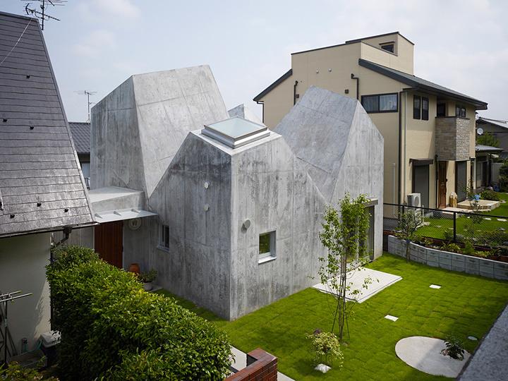 トラフ建築設計事務所『港北の住宅』(2007年) ©阿野太一