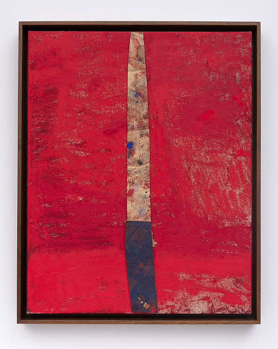 Sterling Ruby『VERT. RED.』 2016, photo by Robert Wedemeyer, courtesy of Taka Ishii Gallery and Sterling Ruby Studio