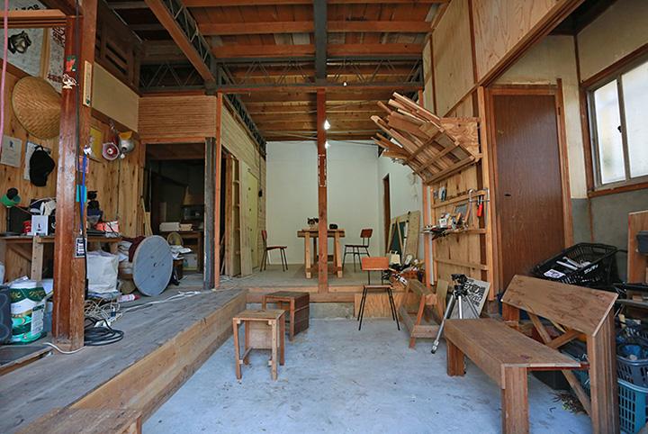 前田文化1階スペース