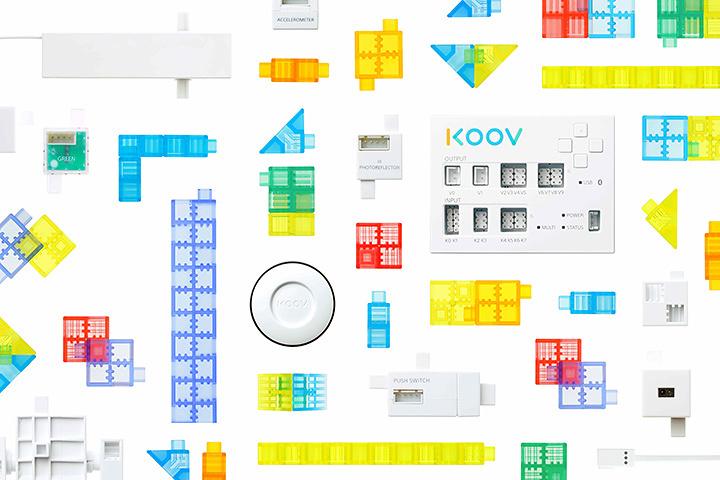 株式会社ソニー・グローバルエデュケーション、ソニー株式会社 ロボットプログラミング学習キット「KOOV」