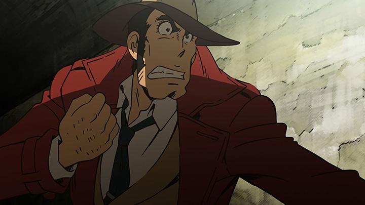 銭形警部アニメビジュアル 原作:モンキー・パンチ ©TMS