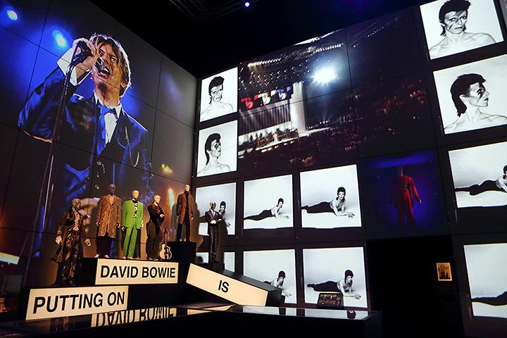 『DAVID BOWIE is』より ©Eikon / G.Perticoni