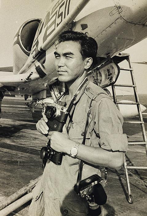 澤田教一、1966年