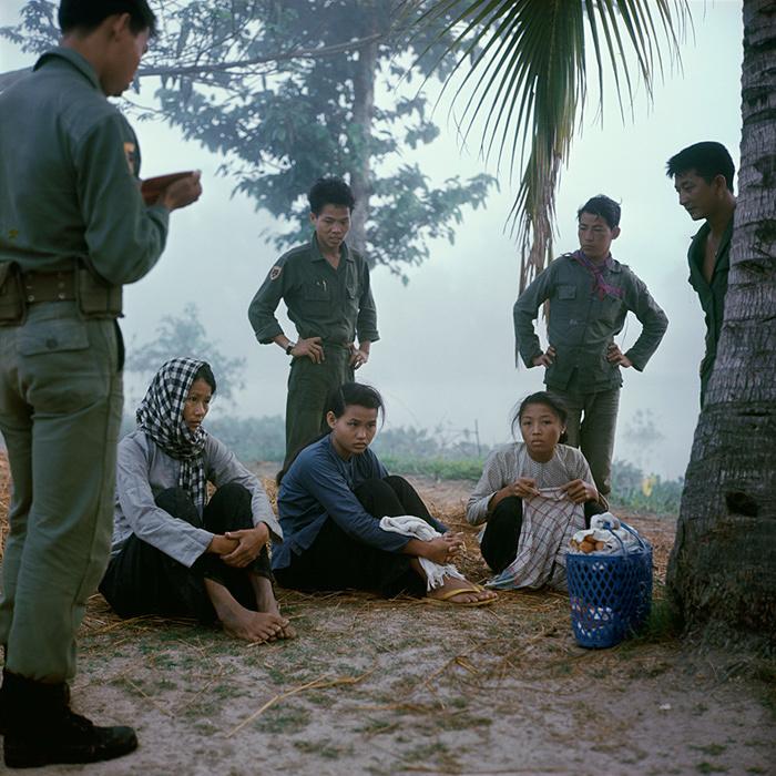 澤田教一作品 キエンザン省ラクソイ 1965年