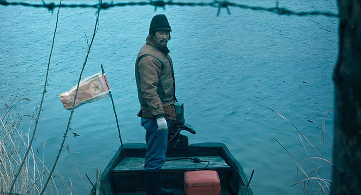『THE NET 網に囚われた男』(監督:キム・ギドク) ©2016 KIM Ki-duk Film. All Rights Reserved.