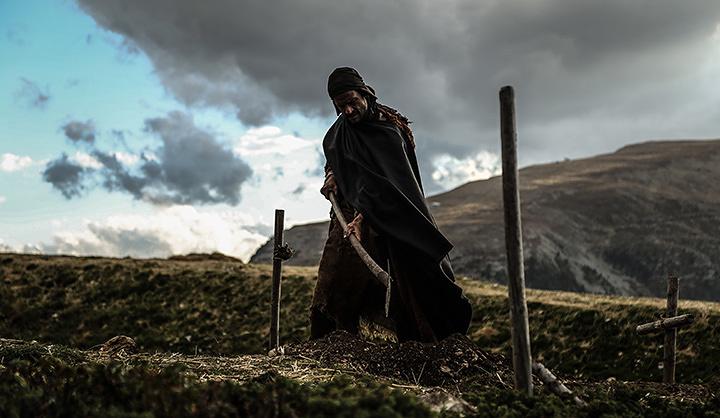 『山<モンテ>』(監督:アミール・ナデリ)