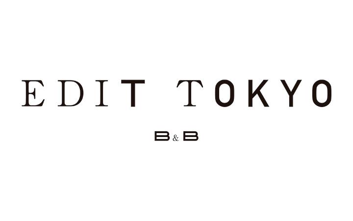 本屋 EDIT TOKYO ロゴ