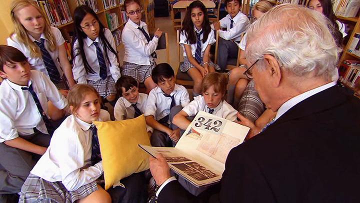 『ニコラス・ウィントンと669人の子どもたち』 ©TRIGON PRODUCTION s.r.o. W.I.P.s.r.o. J&T Finance Group,a.s. CZECH TELEVISION SLOVAK TELEVISION 2011