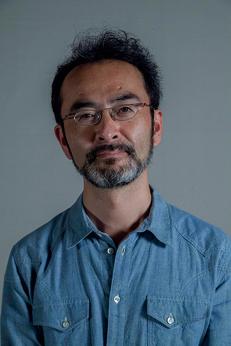 古舘寛治 photo: Harumi Obama