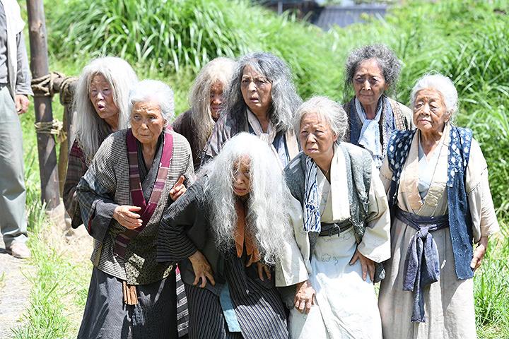 『RANMARU 神の舌を持つ男』 ©2016 RANMARUとゆかいな仲間たち