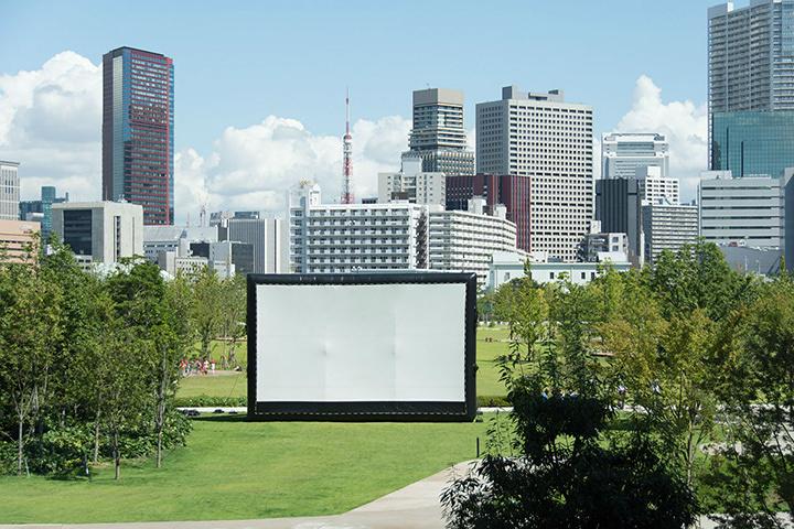 『Shinagawa Open Theater』会場風景