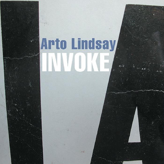 アート・リンゼイ『Invoke』ジャケット