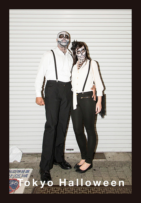 『Tokyo Halloween』表紙