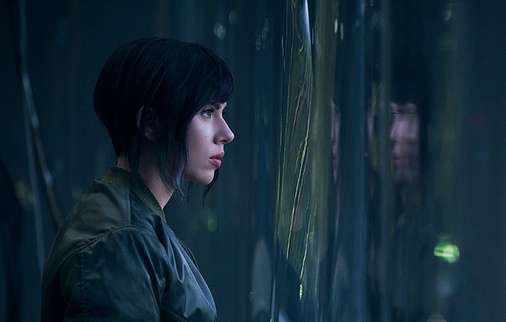『GHOST IN THE SHELL(原題)』