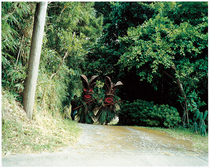 石川直樹『ARCHIPELAGO』より 2009年