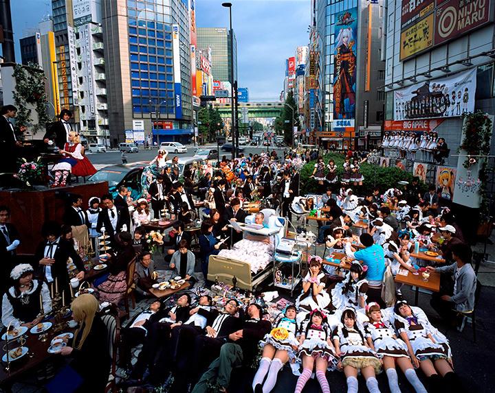 宇佐美雅浩『大塚健 秋葉原(東京)2013』 ©USAMI Masahiro, Courtesy Mizuma art Gallery