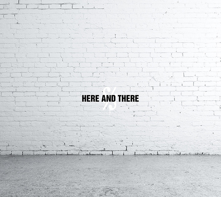 ★STAR GUiTAR『Here and There』ジャケット