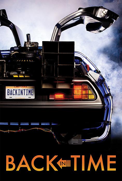 『バック・イン・タイム』キービジュアル ©BACK IN TIME FILMS 2015