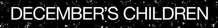 『DECEMBER'S CHILDREN』ロゴ