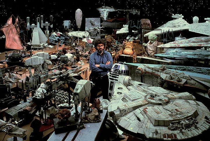 『スター・ウォーズ 制作現場日誌 ―エピソード1~6― CREATING THE WORLDS OF STAR WARS 365 DAYS』より