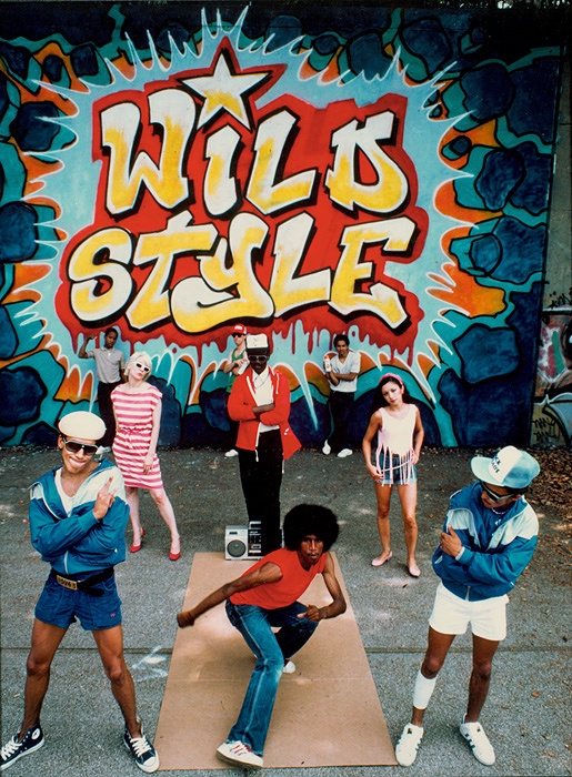 『Wild Style』 ©New York Beat Films LLC