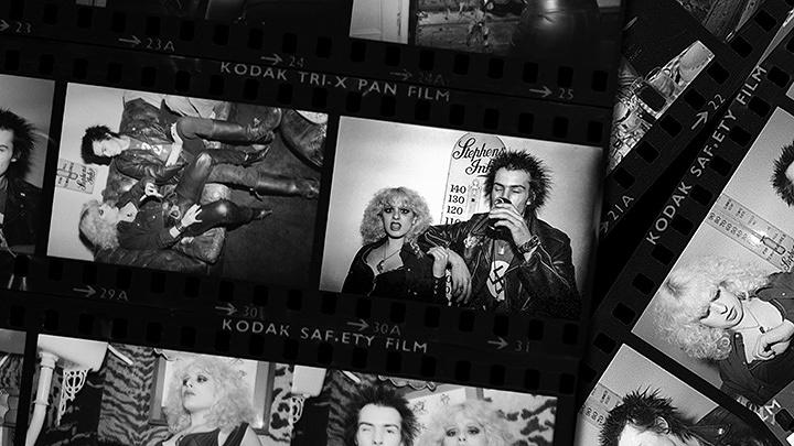 『SAD VACATION ラストデイズ・オブ・シド&ナンシー』 ©Chip Baker Films