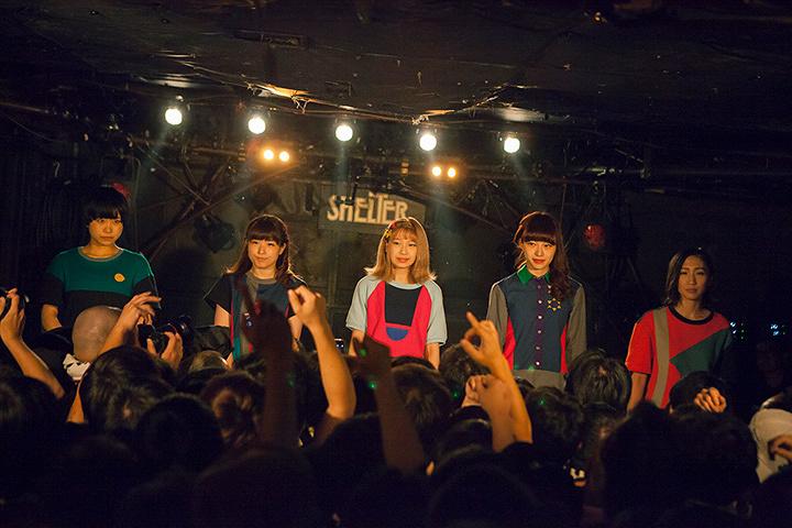 BiS 2016年11月20日の東京・下北沢SHELTER公演『Brand-new idol Society』より