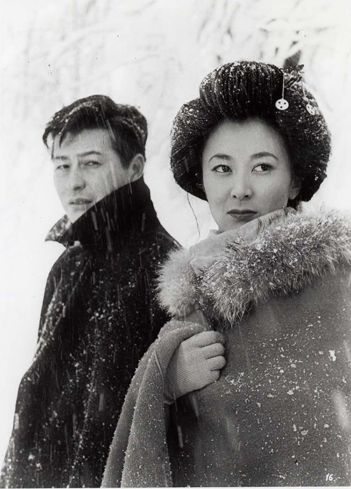 『雪国』 ©1957 TOHO co.,ltd