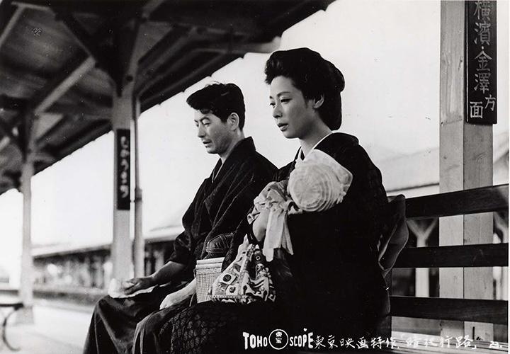 『暗夜行路』 ©1959 TOHO co.,ltd