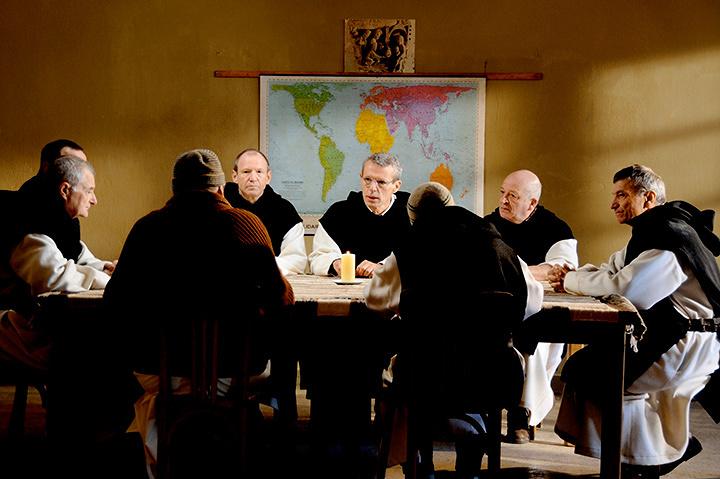 『大いなる沈黙へ グランド・シャルトルーズ修道院』(監督:フィリップ・グレーニング)