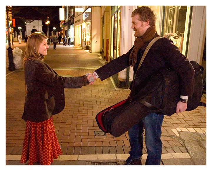 『ONCE ダブリンの街角で』 ©2007 Samson Films Ltd.And Summit Entertainment N.V.