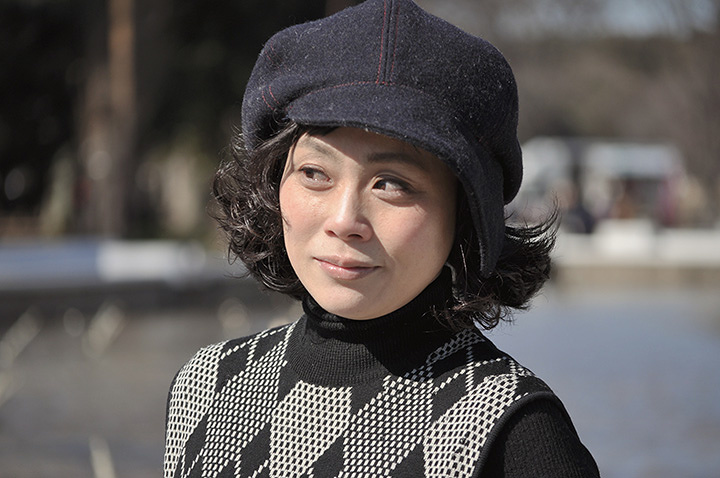 熊谷まどか監督 ©2016埼玉県/SKIPシティ 彩の国ビジュアルプラザ