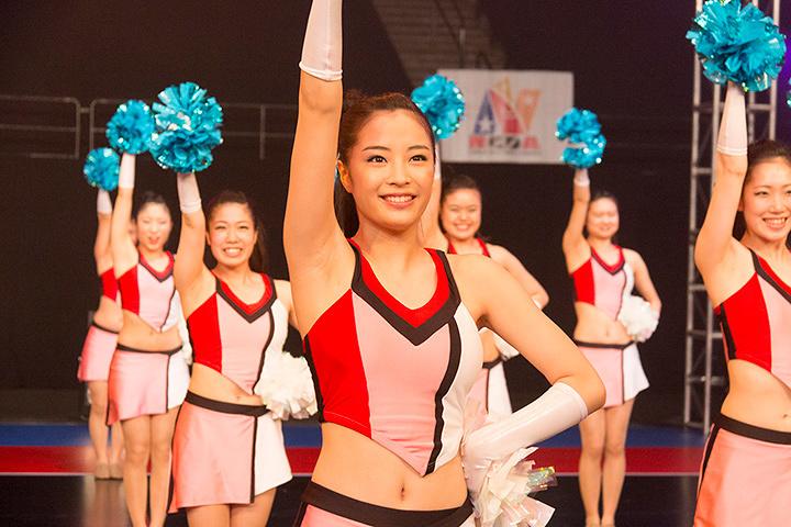 『チア☆ダン ~女子高生がチアダンスで全米制覇しちゃったホントの話~』 ©2017 映画「チア☆ダン」製作委員会