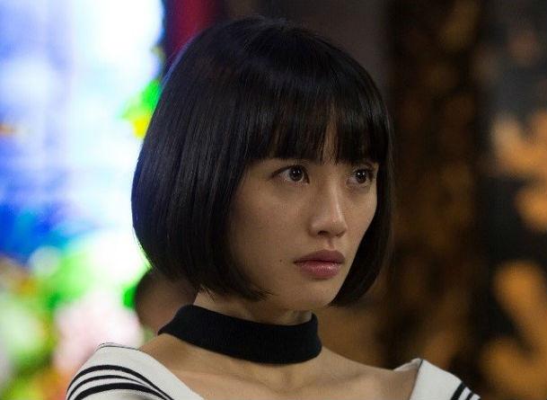 巽京子役の臼田あさ美 ©テレビ東京