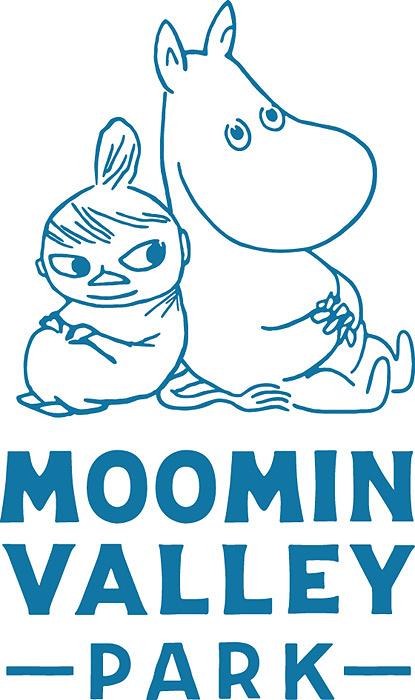 ムーミンバレーパーク ロゴ ©Moomin Characters TM